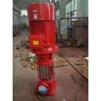 上海登泉机电设备XBD4.0/5G-65L-200A消火栓稳压泵生产厂家