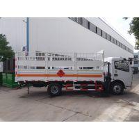 东风多利卡5米1液化气运输车,气瓶运输车,钢瓶车,危货车,危险品运输车厂家