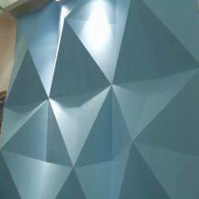 中山图书馆室内勾搭铝单板-欧百得提供设计生产施工安装