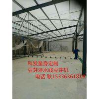 大型豆芽生产线 山东豆芽机厂家 全自动豆芽机 豆芽做法