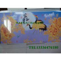 家电冰柜彩涂板生产厂家 逼真印花彩钢板 木纹印花彩涂板