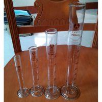 100ml玻璃刻度 量筒 化玻 直型量 杯 非塑料 北玻