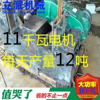 河北沧州钢筋切断机五机头弯箍机圆钢 废旧钢筋切粒处理机厂家值供