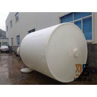 20立方塑料锥底水箱 20吨漏斗塑料桶 20立方尖底储罐