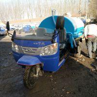 农用三轮吸粪车2立方罐体可抽厕所化粪池污水德益环卫良心产品报价