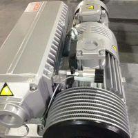 厂家直销旋片式单极真空泵XD-160 4KW旋片式真空泵 气体传输泵