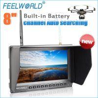 富威德PVR821大疆无线航拍双通道 DVR高清航拍监视器 速卖通 ebay 外贸热销货源