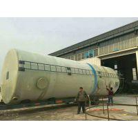四川泸州喷淋塔采用玻璃钢材质的好处