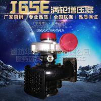 潍柴华丰拖拉机发动机R4105涡轮增压器J60E增压机