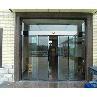 白云区自动玻璃门安装,多玛感应门电机18027235186