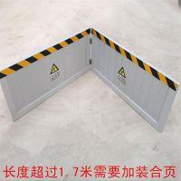 辽宁厂房挡鼠板多少钱价格实惠 ,铝合金库房驱鼠板厂家。