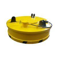 0.7m小型电磁吸盘 磨床强磁电磁铁 河北龙门吊磁盘 安尔特