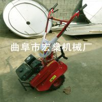 柴油小型翻耕机 大棚翻地用小型微耕机 水冷微耕机
