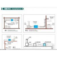 油烟净化器饭店厨房商用环保16000风量低排 静电式油烟净化设备