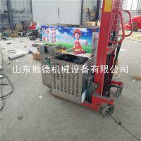 新款 玉米绿豆膨化机 多功能空心棒膨化机 爆花机 振德热销