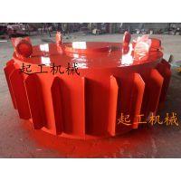 广元除铁器 厂家直销RCDB干式电磁除铁器 起工机械 低价促销