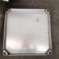 金聚进 生产304不锈钢草坪井盖、加筋不锈钢沟板,厂家制作