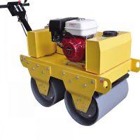 九州厂家供应YL-S600手扶双轮(汽油)压路机 限时优惠