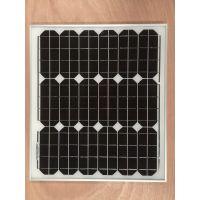鑫鼎盛XDS-M-40 高效单晶硅A级组件 路灯板 40W太阳能光伏电池板510*450