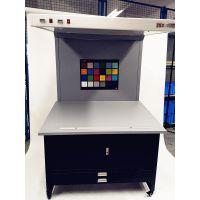 定制天友利CC120-B带抽屉印刷看样台