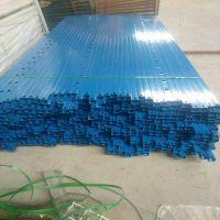 组装式锌钢护栏 锌合金围墙栅栏围栏