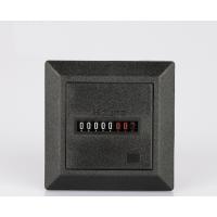 工业计时器机械计时表无复零计数器HM-1累时器面板安装