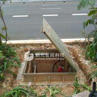 远程控制液压井盖——基于物联网的综合管廊液压井盖