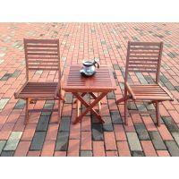 山东优质户外折叠桌椅 成套的阳台折叠桌椅