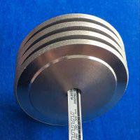 科美磨具 电镀金刚石/CBN砂轮片 单斜边电镀轮 定制非标异形砂轮