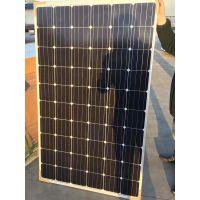山东河北双玻太阳能板回收厂家单晶295瓦300瓦太阳能板回收