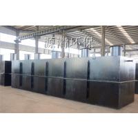 一体化地埋式污水处理设备 生活污水处理设备
