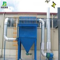DMC-工业粉尘净化器单机袋式除尘器的厂家同帮环保