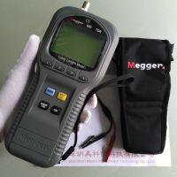 美国Megger TDR900手持式数字时域反射计/电缆长度测试仪