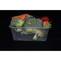 商洛一次性外卖打包盒批发/方1000ml打包盒/炒面外卖盒/塑料透明快餐盒|瑞翔塑业