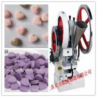【品质保证】批量生产 中草药钙片奶片压片机TDP-5 模具可定制