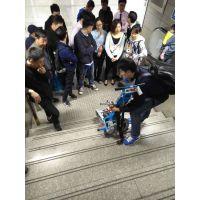 爬楼车 轮椅履带爬楼车 智能楼道斜挂式平台 唐山市 天水市启运残疾人专用平台