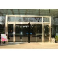 自动感应门机组厂家,专业安装自动玻璃门18027235186