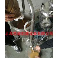 易清洗型GR2000果汁饮料超细均质设备