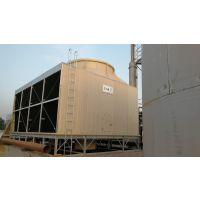 供应郑州菱宇800吨方形横流式玻璃钢冷却塔