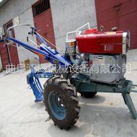 手扶拖拉机开沟机 直销各种型号拖拉机带耕地机