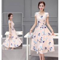 云南批发市场越南服装市场连衣裙哪里进货的低价便宜的特价连衣裙在哪里进货的款式厂家直销的款式