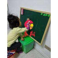江门绿板学校用教室3金平画板办公留言W挂式绿板白板