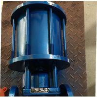 气动衬氟隔膜阀G41F46-模压工艺使用温度160度-亿宏阀门品质保证