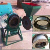 小麦面粉机 单相电小麦去皮磨面机 多功能玉米磨面机