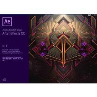 好消息!新年之际!正版Adobe After Effects CC 2017中文版特价供应!