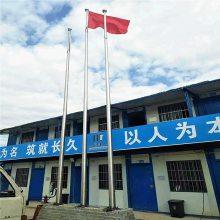 金聚进 现货供应 学校不锈钢旗杆 政府 家具城不锈钢国旗杆9米