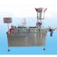 山东新玛 全自动多头液体灌装机 非标定制化工医药专用灌装设备