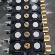 大型液压泵站控制换向阀 分配器七路DL-L15E-7T/OT ZL15.7 吊车分配器操纵阀