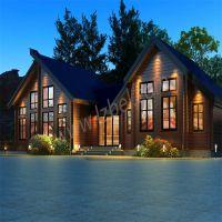 联众木质活动房;木制生态酒店