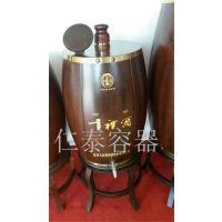 150L立式装饰木酒桶定做高档盛酒 葡萄酒红酒啤酒酒桶